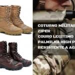 Coturno Militares