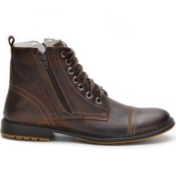 BOTA BMBRASIL OXFORDS 651/02 TAUPE